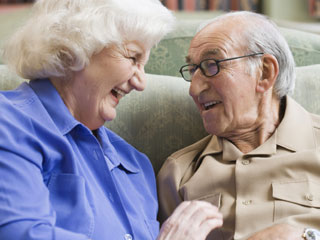 Laughter may help stave off memory loss