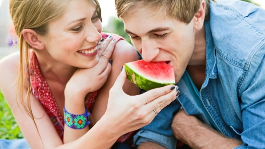 Watermelon can improve sex life too