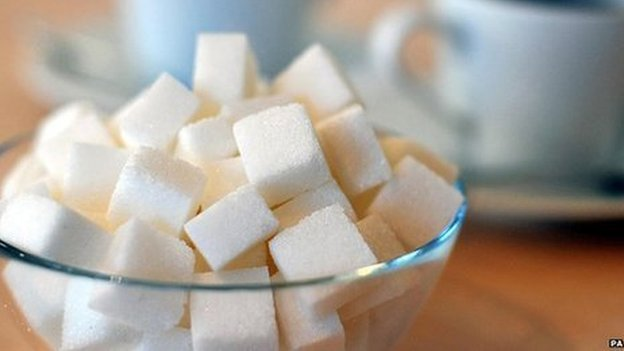 Call to halve target for added sugar