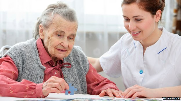 Dementia progress 'achingly slow'