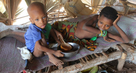 Fighting Malnutrition Among Refugees in Cameroon
