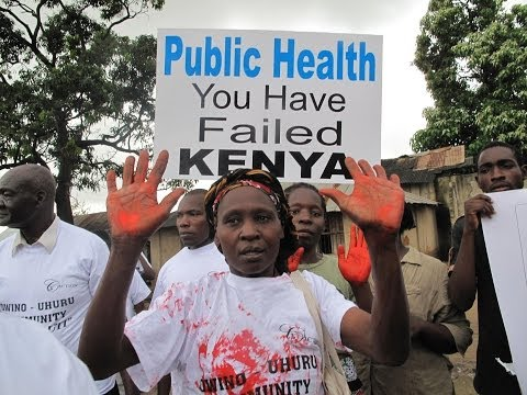 Lead Danger in Kenya,