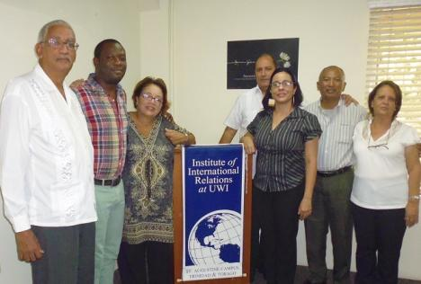 UWI and University of Havana discuss Caribbean challenges