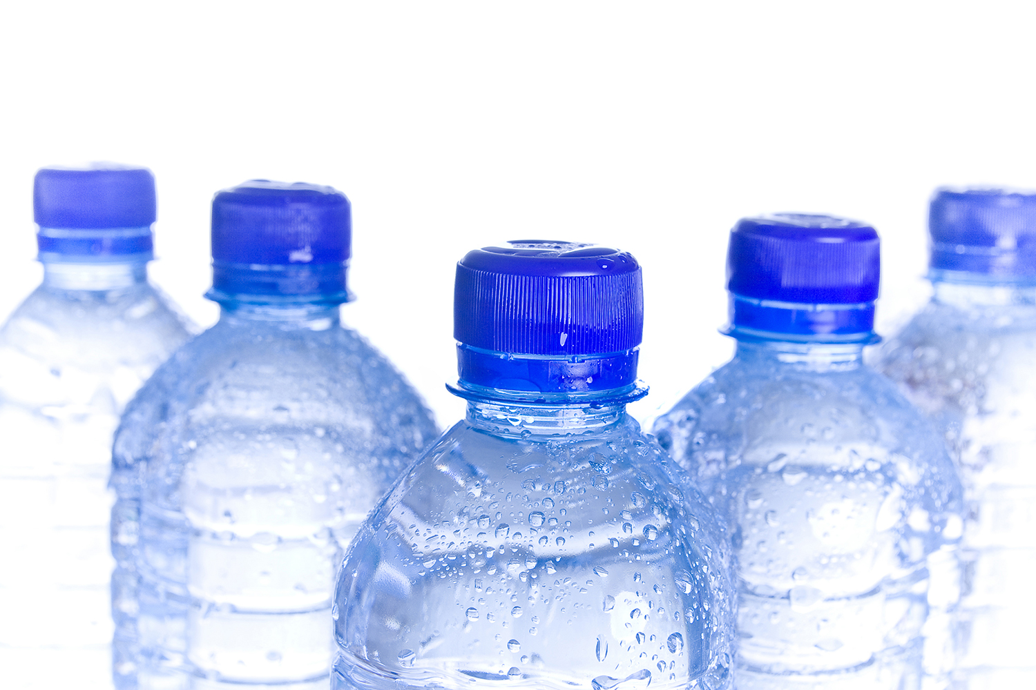 Why Your Bottled Water Contains Four Different Ingredients