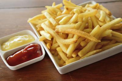 French Fries – The Danger Effects