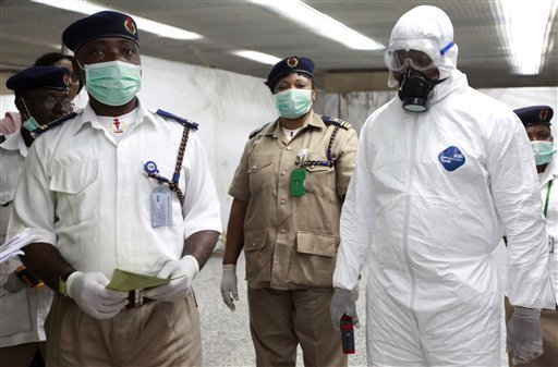 Ebola deaths soar to 887 as Nigeria confirms 2nd case