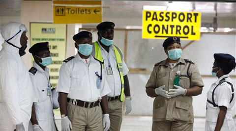 Ebola scare South African Airways takes steps to prevent virus spread