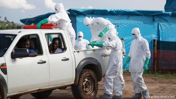 Ebola spreads to Nigeria oil hub Port Harcourt