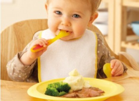Encouraging healthy diet among toddlers