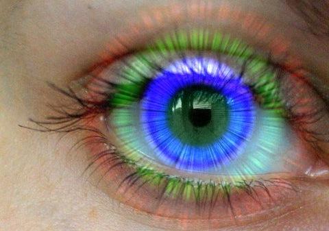 Radiation treatment of eye cancers using iodine-125