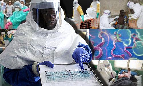 Suspected Ebola case found in Myanmar