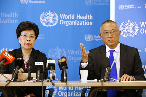 WHO Declares Ebola an International Emergency