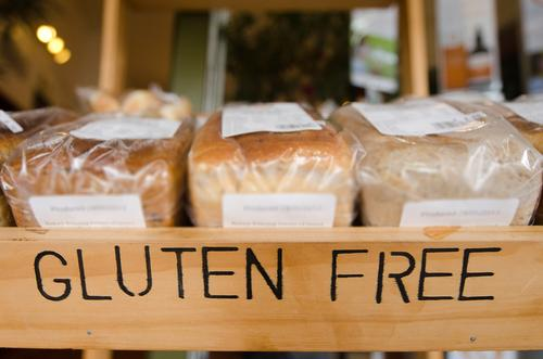 gluten free Food Labels
