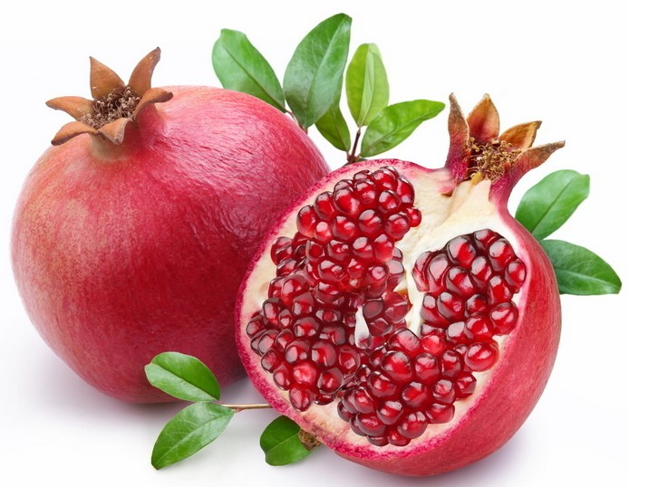 Five powerful health benefits of eating pomegranate!