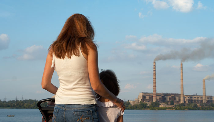 Kids living in megacities likelier to risk brain damage from air pollution