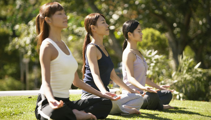 Yoga can help cope with post-traumatic stress disorder symptoms