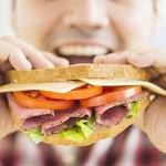Sandwiches eaters have a higher energy intake