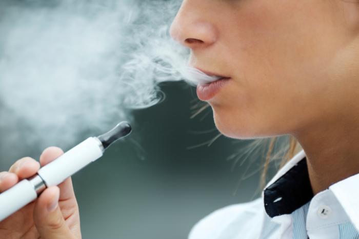 woman-with-e-cigarette